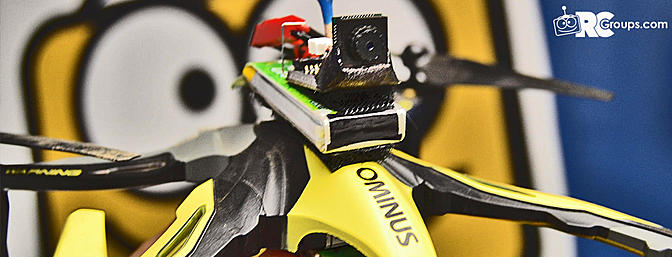 3 Micro FPV Video Transmitters