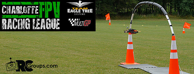 Eagle Tree Sponsors the Charlotte FPV Racing League
