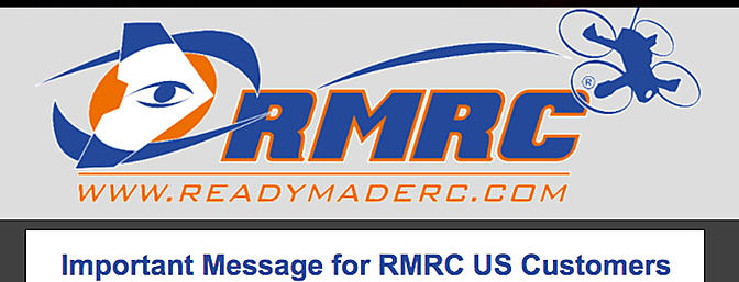 ReadyMadeRC Reacts to the FAA/DOT Issue