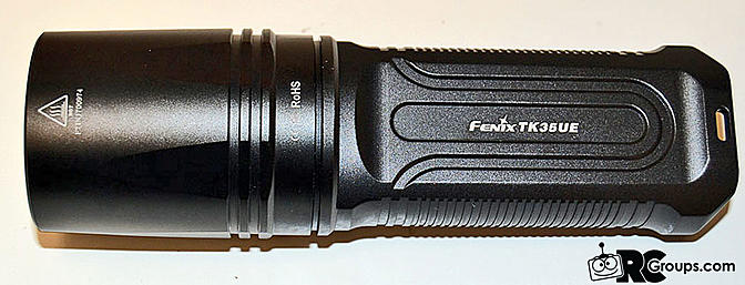 Fenix LED Flash Lights for the Flightline