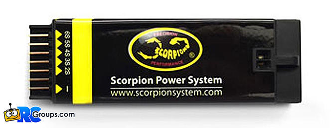 The Scorpion Portable USB Charger