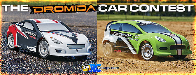 The Dromida Car Contest!