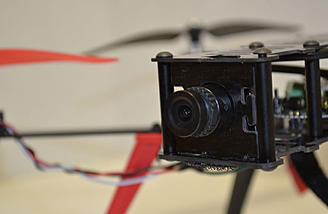 I am going to mount the mini FPV cam on my micro FPV quad.