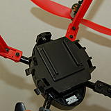Here is the camera mount from the Aerial Kit.