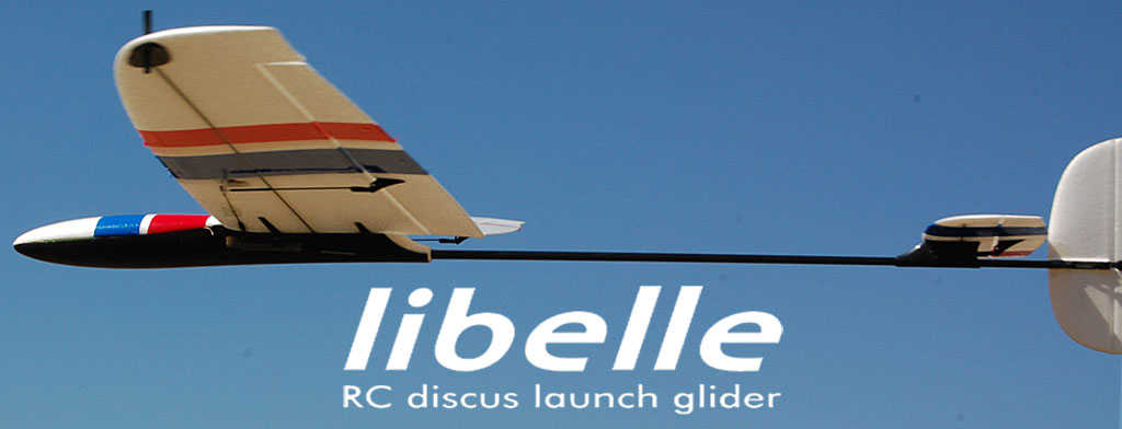 Dream-Flight Libelle DLG  - Discus Launch Glider