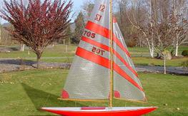 FREE SHIPPING!! - NEWPORT 12 meter SAILBOAT - LOWER PRICE!