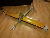 Name: 2014-08-20 00.26.17.jpg Views: 26 Size: 561.5 KB Description: Creating the wing seat on the dining room floor.