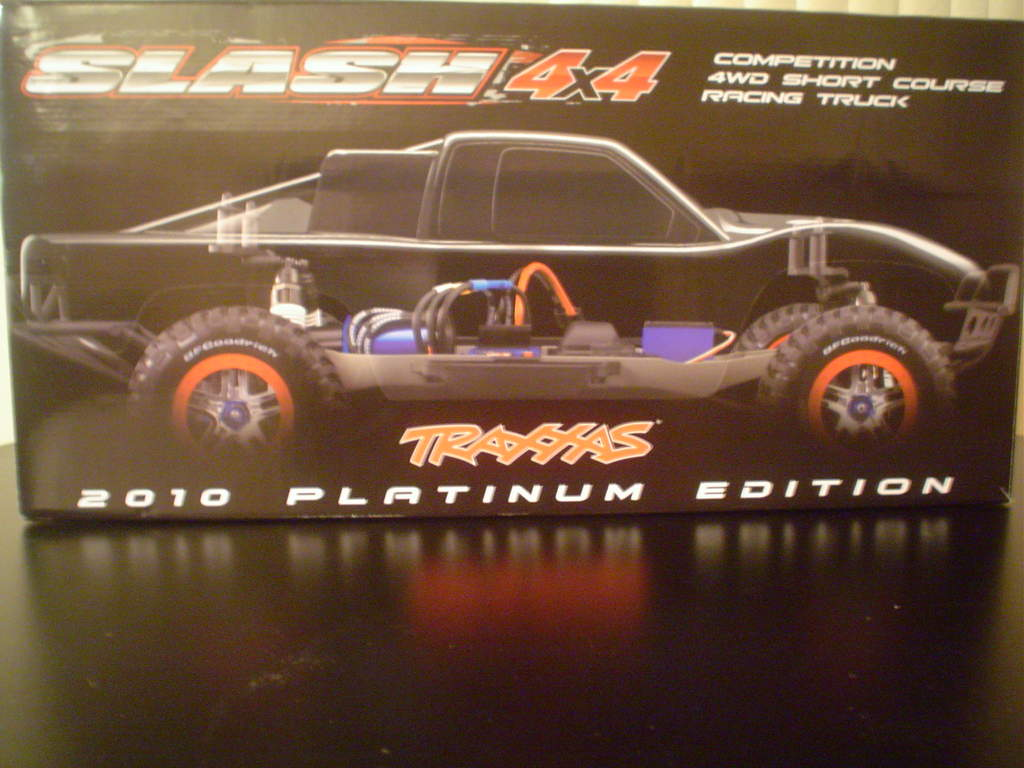 Name: My new Slash 4x4 Platinum Edition.jpg