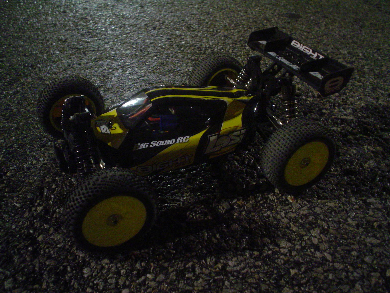 Name: Losi Mini 8ight RTR 3s At Night Run (3).jpg
