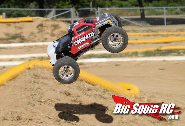 BigSquidRc ARRMA Granite Review