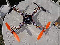 Name: 400mm Quad With Flip 1.5 Multi Wii Board.jpg