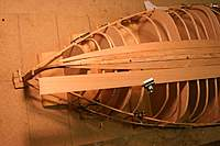 Name: p2 stem.jpg Views: 135 Size: 62.2 KB Description: 22 mm cedar plank laid up against the Garboard