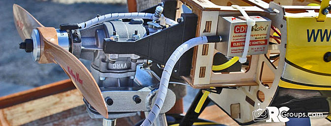 Valley View RC 20cc Gasoline Engine Review, Part Two