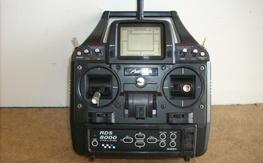Airtronics RDS8000 2.4 gig transmitter