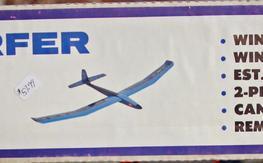 Windsurfer 2M glider    A Bridi Kit