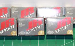 J R Sport  SM 8 servos