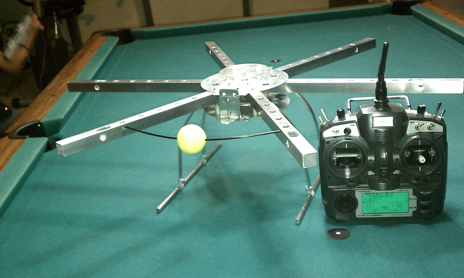 Hexacopter Build Plans