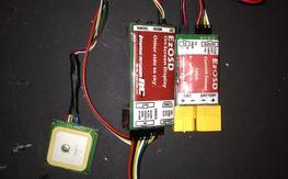 EZOSD and 100amp current sensor