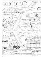 Airliner & Cargo plane Plans, diagrams, schematics, Decals