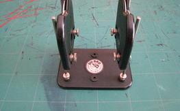 Dubro Prop Balancer Frame - No Spindle