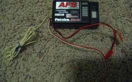 Futaba AFS 4 Channel PAR-2 Sensor Receiver on channel 46