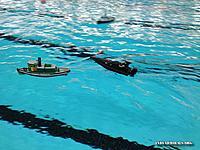 Name: IMG_0207R.jpg Views: 18 Size: 174.0 KB Description: Blackhawk chasing one of the tugs.  Yikes!