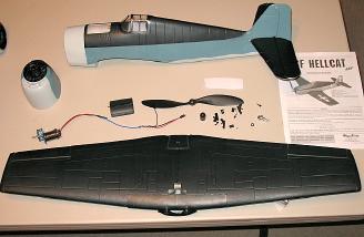 The F6F Hellcat.