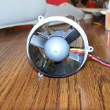 Use loctite on the fan screw and CA to affix the spinner.