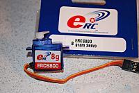 <font size=-2>eRC ERCS800 sub-micro servos</font>