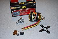 <font size=-2>Rimfire 55 brushless motor</font>