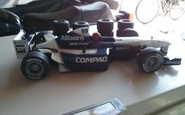 Tamiya Williams F1 Team FW24 4WD 1/10 scale RC car.