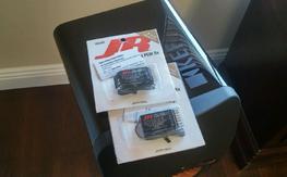 JR R790UL 7 ch Scan Select PCM Receivers