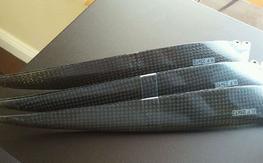 RFM Folding Carbon Blades
