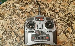 Spektrum DX5E with AR500