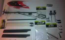 Blade 300X parts lot
