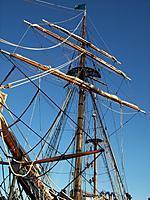 Name: 100_5897.jpg Views: 38 Size: 214.4 KB Description: main mast of Hawaian Cheiften