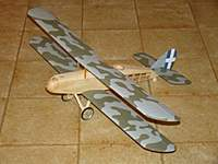 Name: dh-9 wings painted.JPG