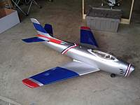 Name: f86 in garage-med.jpg