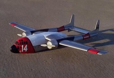 DARE C-119 Flying Boxcar - RC Groups