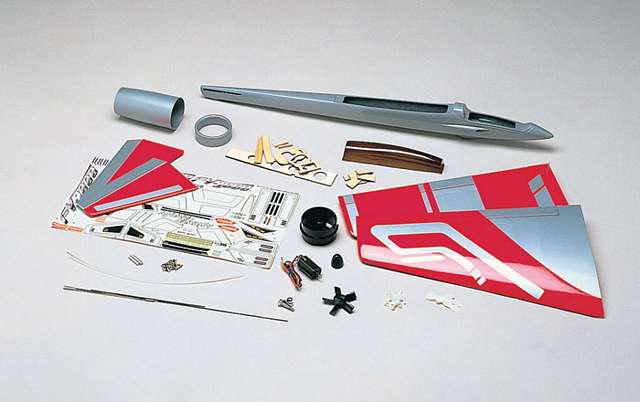 Kyosho FV-1000 Electric Ducted Fan (EDF) Review - RC Groups