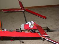 Name: Gyrostick Twin 015.jpg Views: 595 Size: 75.0 KB Description: The pilot checks out the controls.