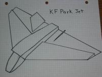 Name: KF Park Jet.jpg Views: 1441 Size: 58.8 KB Description: Going for a kinda stealthy look.