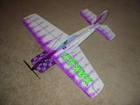 Name: Eppyak55 130.jpg Views: 503 Size: 84.1 KB Description: Fluffy Yak....9 lb foam with new Hacker motor