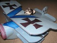 Name: IMG_9544.jpg Views: 140 Size: 51.5 KB Description: Stuffed bear WWI pilot.