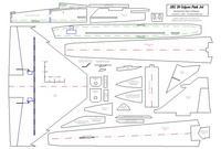 Name: Gripen Park Jet (Parts Templates).jpg Views: 4412 Size: 66.2 KB Description: Preview of the parts templates