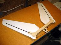 Name: F14-03.jpg Views: 1983 Size: 82.8 KB Description: Wing swing mechanism.  A key feature of this design is that it is independent from the rest of the airframe, so it can be built and adjusted to work perfectly before it's installed.
