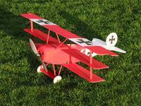Name: Fokker DR1.jpg Views: 1889 Size: 120.6 KB Description: Fokker DR1 parkflyer