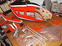 """Name: DSC00950.jpg Views: 344 Size: 110.2 KB Description: A very complete ARF,  with lots of room for mechanics of choice and scale details.  Measuring nose to tail @ 52 1/4"""""""