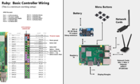 Name: ruby_basic_controller_wiring.png Views: 192 Size: 1,008.2 KB Description: Basic hardware configuration and wiring for the controller.