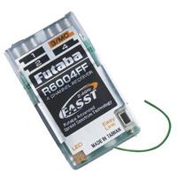 <b>Futaba R6004FF Indoor Micro 4-Ch Rx</b>